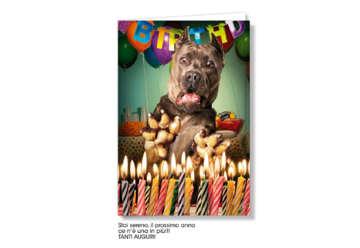 Immagine di Biglietto auguri compleanno