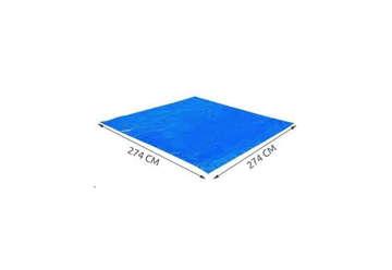 Immagine di Tappetto sotto piscina quadrato cerato 274cm