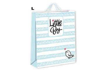 Immagine di Confezione 6 Shopper Little boy L 32x26cm