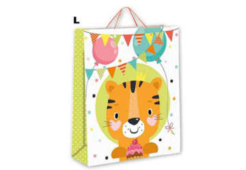 Immagine di Confezione 6 Shopper Baby L 32x26cm