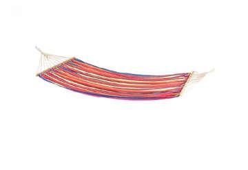 Immagine di Amaca multicolor con supporto 200x100cm