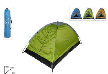 Immagine di Tenda Campeggio 2 persone con sacca