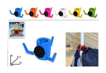 Immagine di Gancio porta oggetti per ombrellone