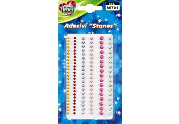 Immagine di Stickers crystal stones colorazi