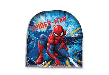 Immagine di It's cold cappello real spider-man polyester multicolr