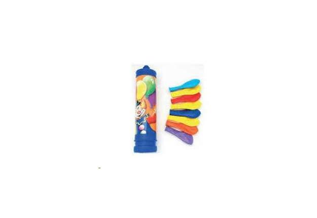 Immagine di Busta con pompa e 8 palloni