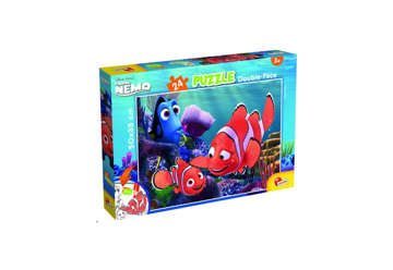 Immagine di Disney puzzle plus 24pz nemo