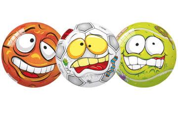 Immagine di Pallone calcio 'crazy sport'