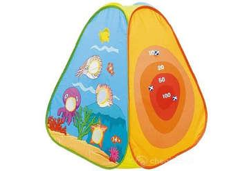 Immagine di Tenda gioco con palline in velcro