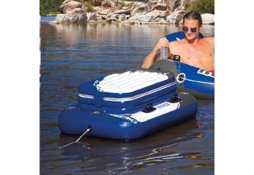 Immagine di Mini frigo galleggiante 122x97cm