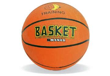 Immagine di Basket training - Pallone cuoio