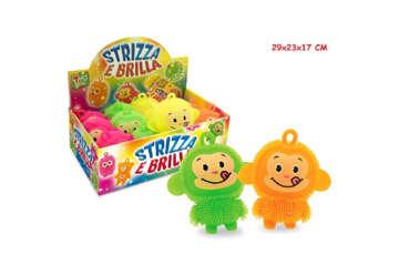 Immagine di Strizza e brilla - Scimmiette con luce