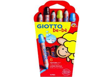 Immagine di Giotto Bebè - matitoni 6pz