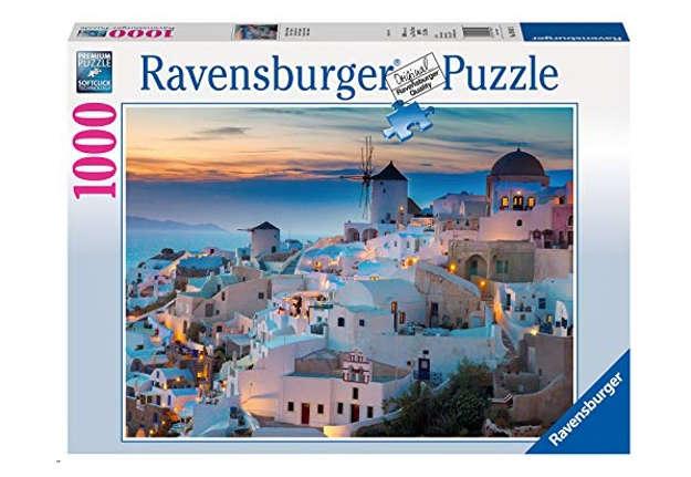 Immagine di Puzzle 1000 Pz Santorini