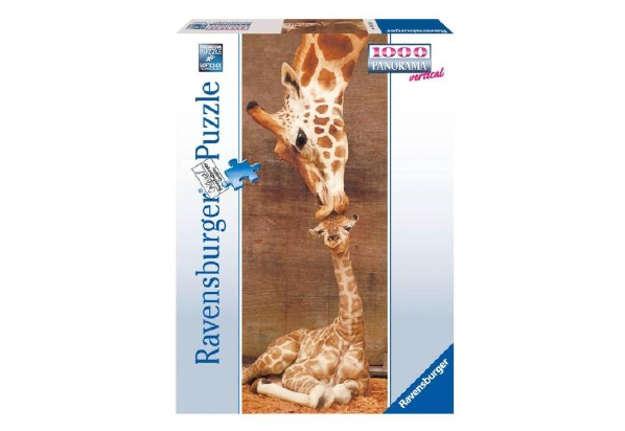 Immagine di Puzzle 1000 Pz - Panorama - Giraffa