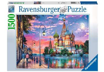 Immagine di Puzzle 1500 Pz - Moscow
