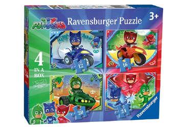 Immagine di Puzzle 20 Pz - 4 in 1 - Pj Mask