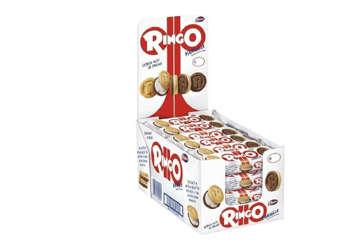 Immagine di Pavesi Ringo vaniglia expo 24 pezzi da 55gr