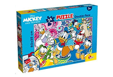 Immagine di Puzzle 24 Pz Disney Paperino Double face