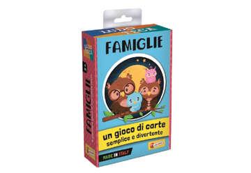 Immagine di Le carte dei bambini - Famiglie