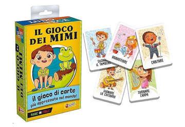 Immagine di Le carte dei bambini - Il gioco dei mimi