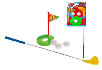 """Immagine di Gioco """"golf"""" con palline"""