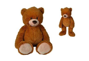 Immagine di Peluche orso marrone 60cm
