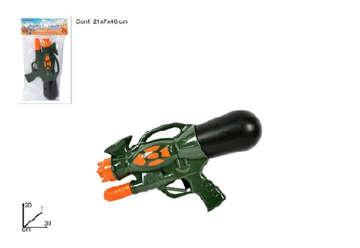 Immagine di Pistola spara acqua verde 30cm
