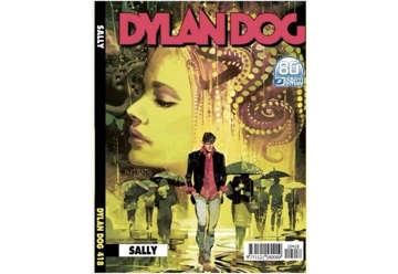 Immagine di Dylan Dog n. 418 (Dylan Dog & Vasco Rossi)