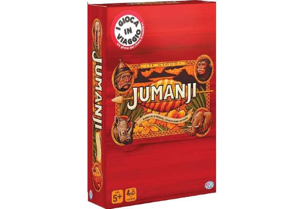 Immagine di Jumanji versione da viaggio