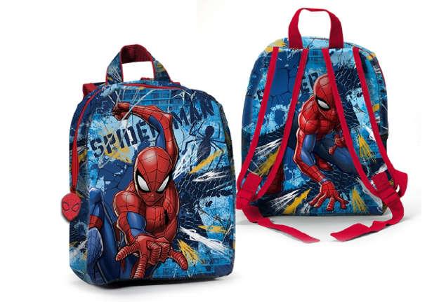 Immagine di Zainetto medio Spiderman