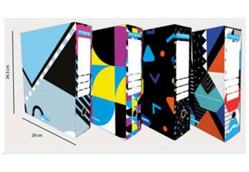 Immagine di Raccoglitore D.8 Mitama Trendy Design, eco-friendly